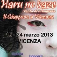 Il Giappone a Vicenza in un ricco festival dedicato al paese del Sol Levante