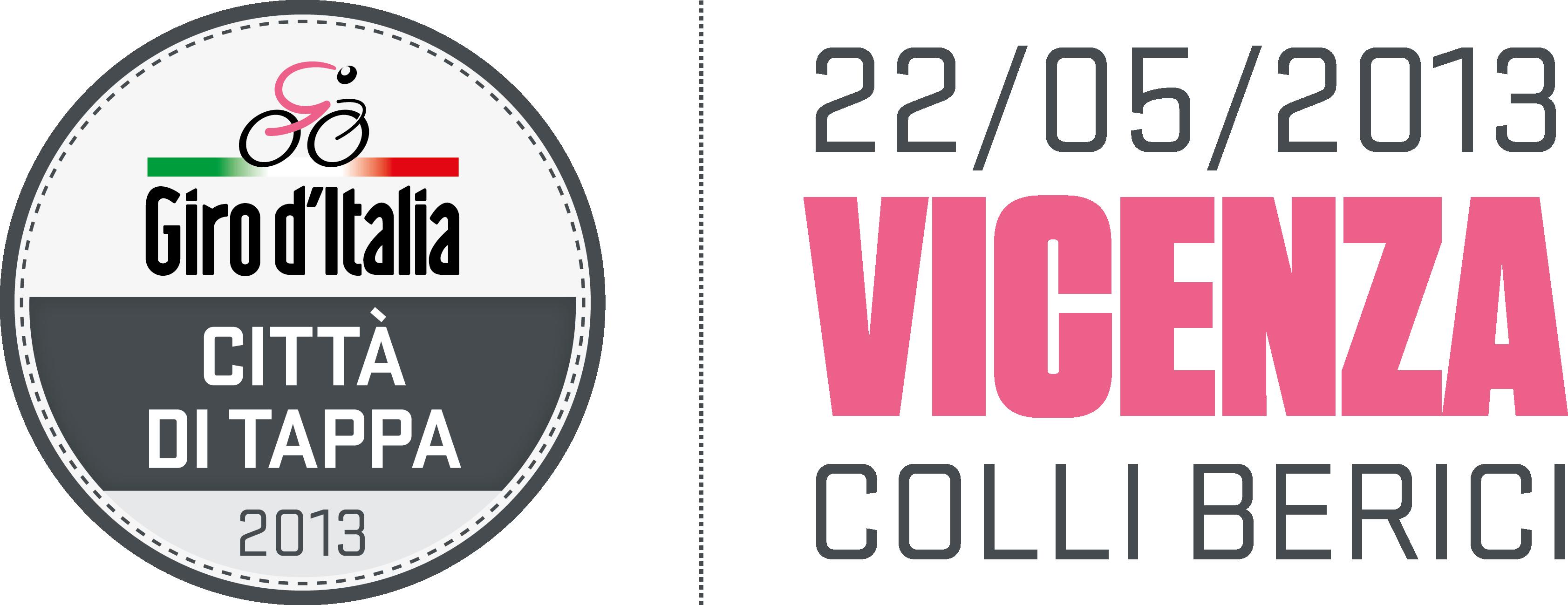 Il Giro d'Italia fa tappa a Vicenza