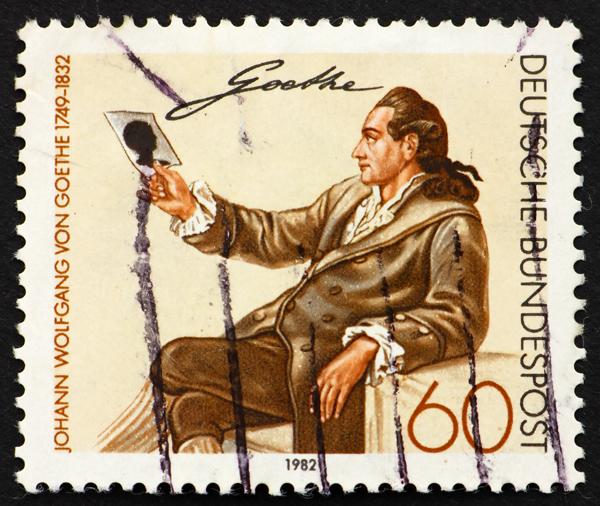 Goethe a Vicenza
