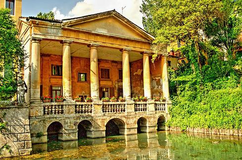 Itinerari palladiani: visitare le opere di Palladio a Vicenza