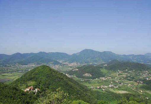 Cicloturismo e itinerari pedonali sui Colli Berici