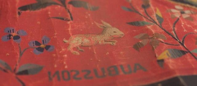 Mostra Cartons de Tapisserie d'Aubusson a Vicenza